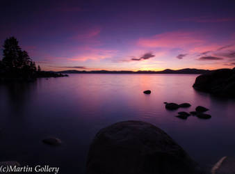 Sand Harbor Nevada Sunset130310-33