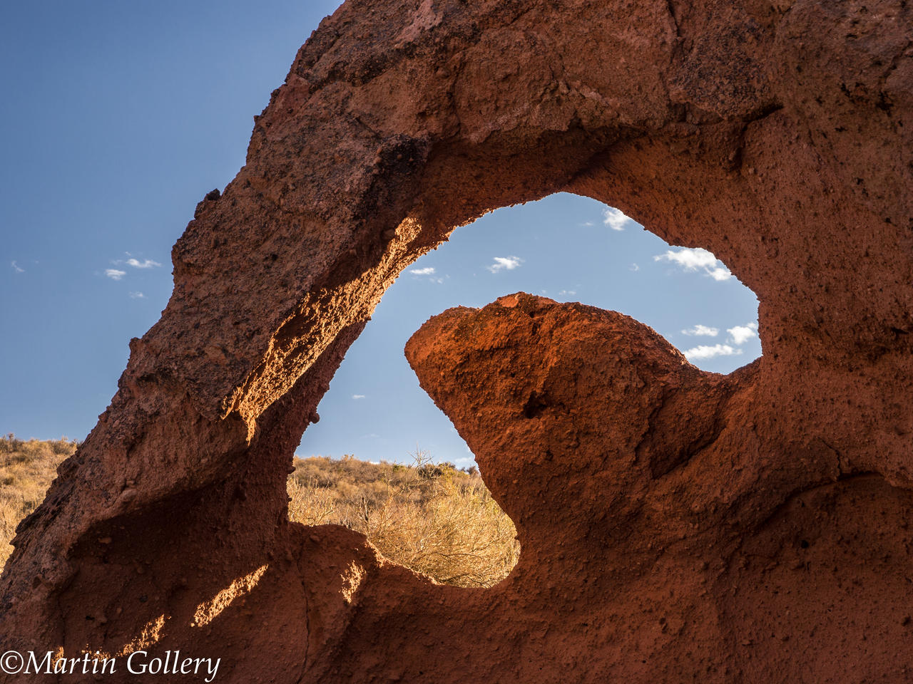 Desert Arch 130831-50 by MartinGollery