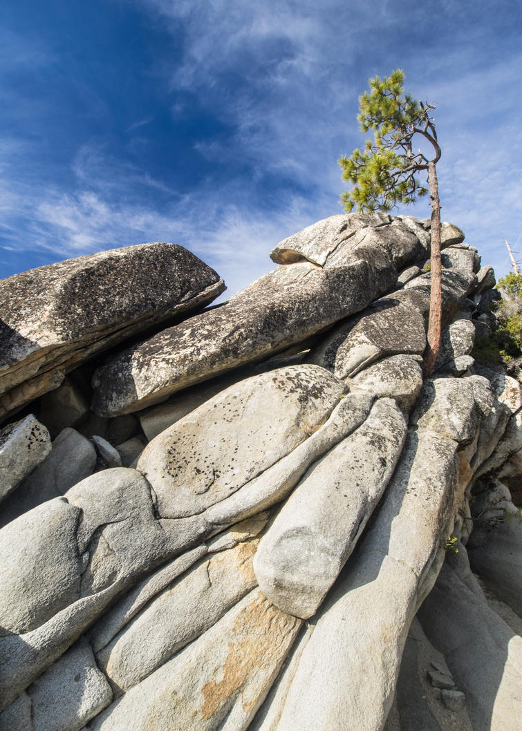East Shore Lake Tahoe 141118-15 by MartinGollery