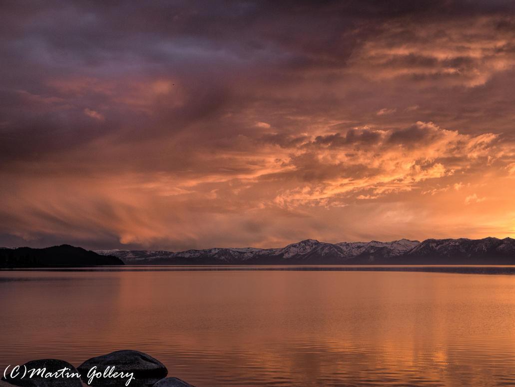 Lake Tahoe sunset150122-53-Edit by MartinGollery