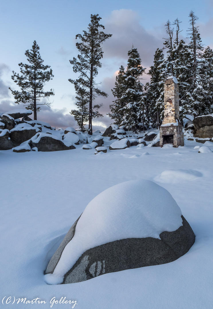 Lake Tahoe Nevada snow150301-167 by MartinGollery
