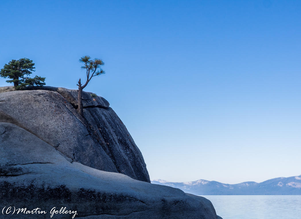 Lake Tahoe Morning light150824-35 by MartinGollery
