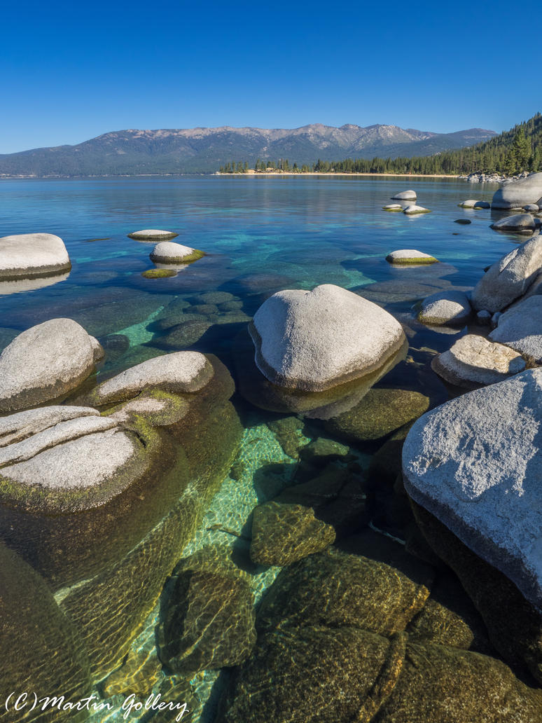 Lake Tahoe Morning light150824-44 by MartinGollery