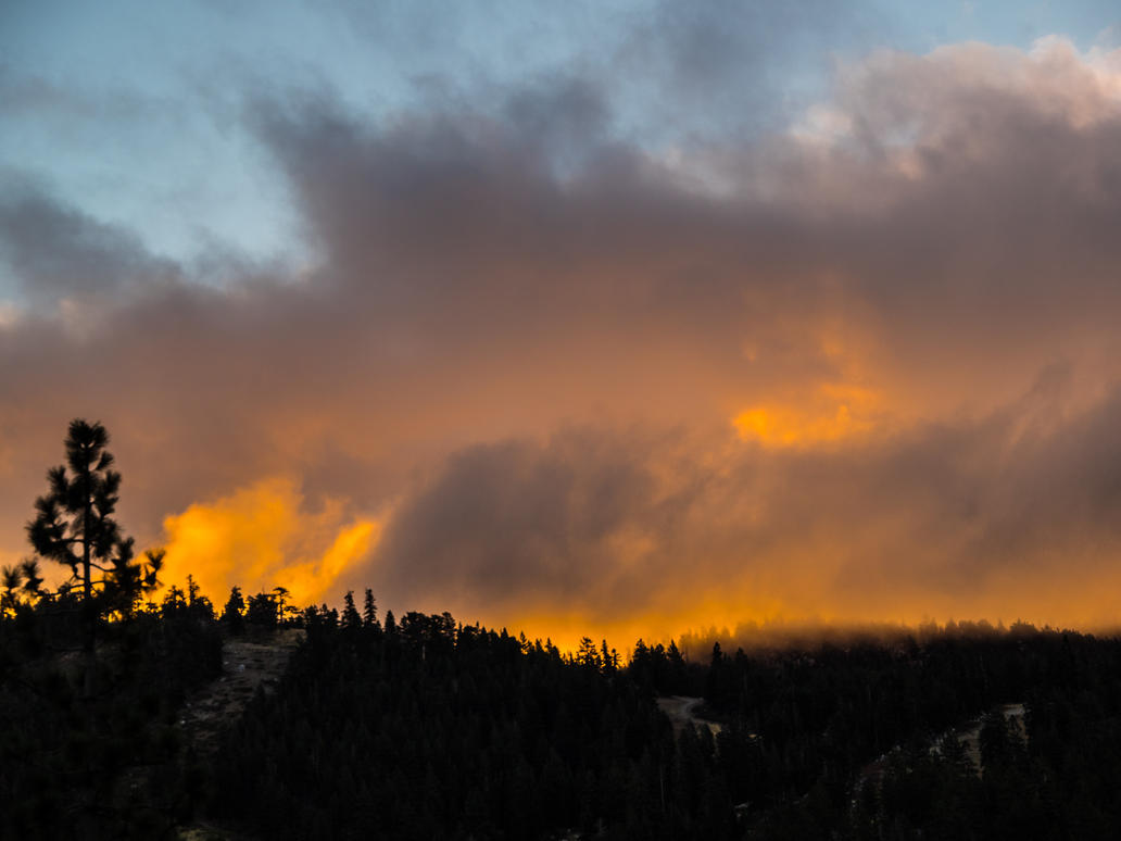 Deck sunrise151020-5 by MartinGollery