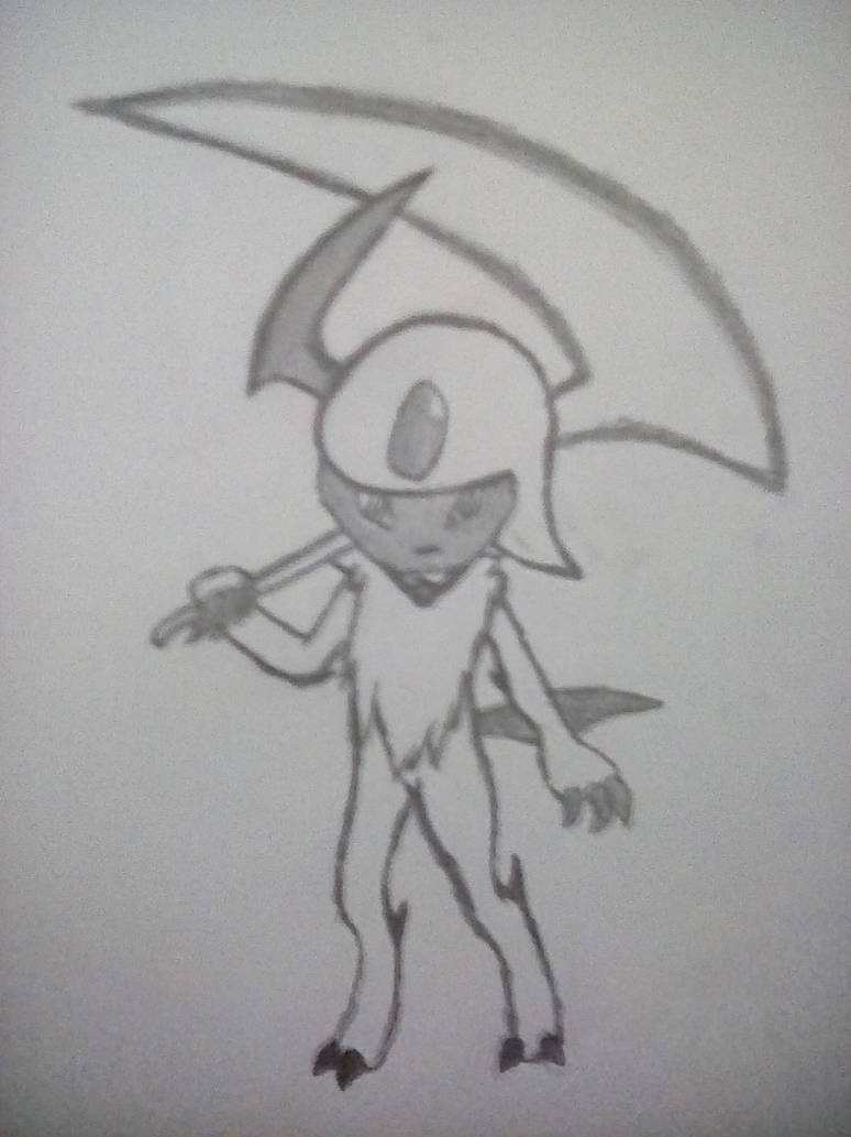 Ixis the Absol