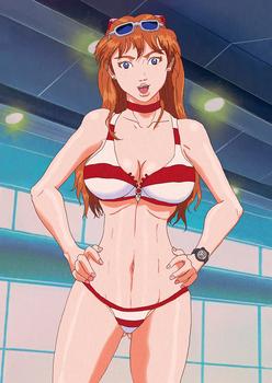 Asuka Swimsuit