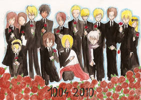 APH - Mourning in Poland by lealin