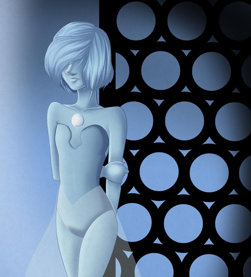 Steven Universe by Rebeecca Sugar Oh god i love her, her design <3