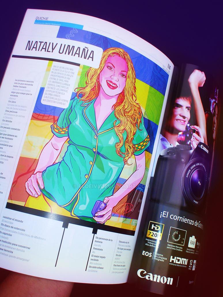 Nataly Umana Nude Photos 60