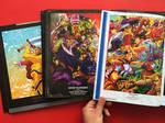 Udon Entertainment published illustrations