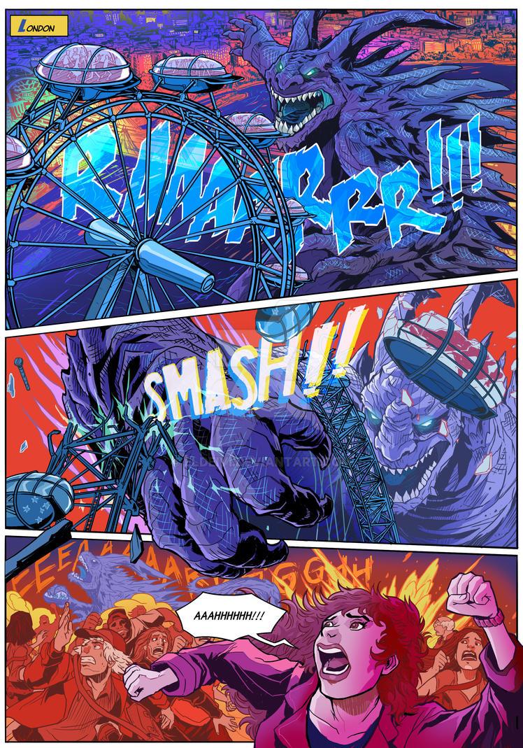 Animal Instinct comic - Page 1 by eldeivi