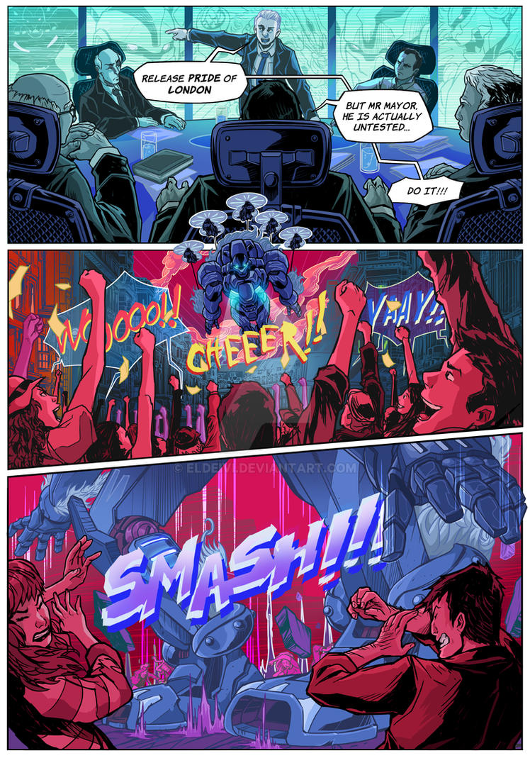 Animal Instinct comic - Page 2 by eldeivi