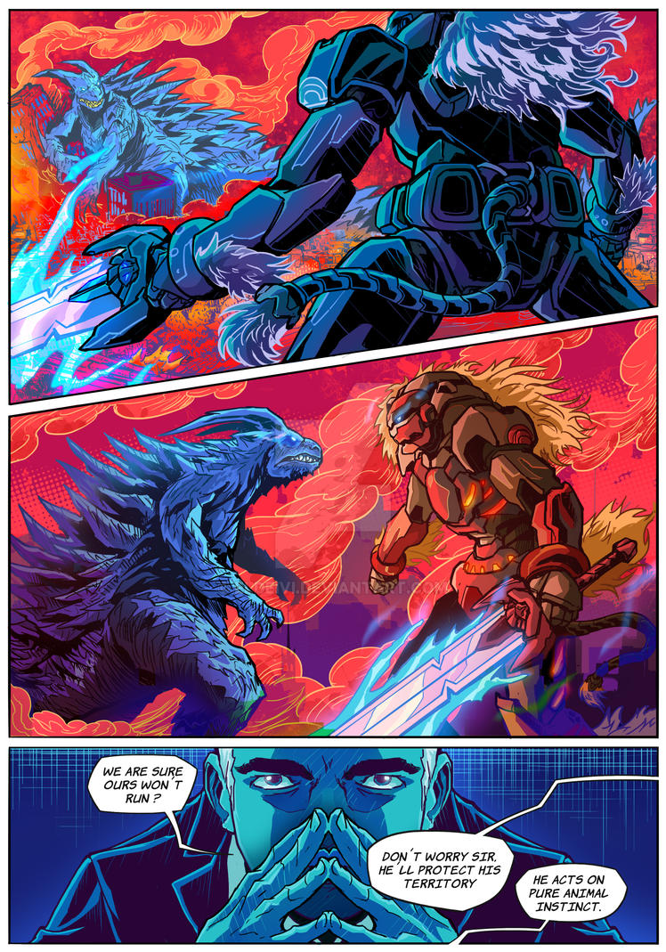 Animal Instinct comic - Page 3 by eldeivi