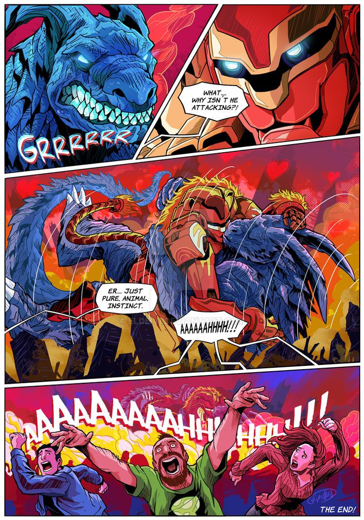 Animal Instinct comic - Page 4 by eldeivi
