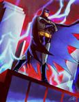 25TH Anniversary of Batman: The Animated Series
