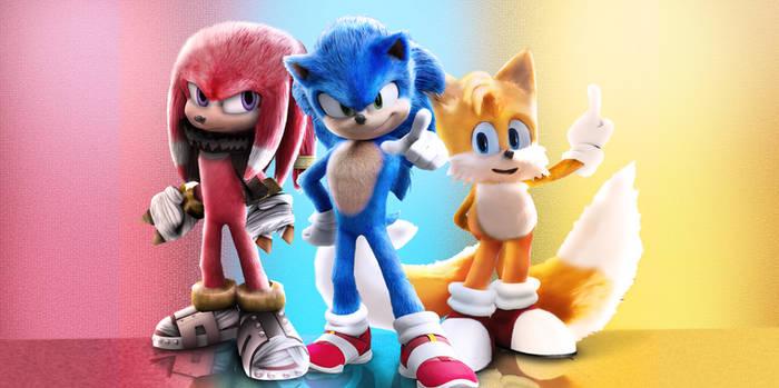 Team Sonic Movie