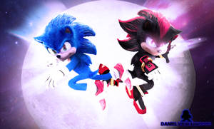 Sonic Adventure 2 movie edit Remake