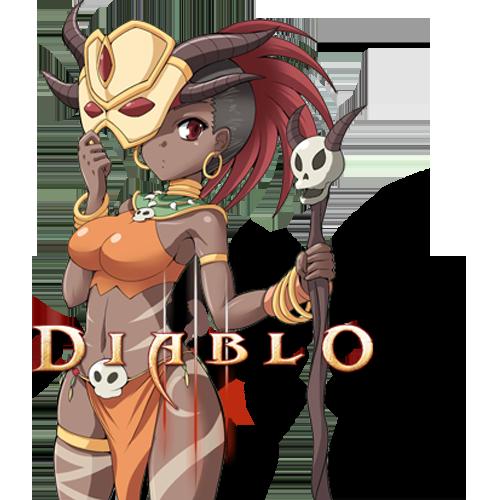 Diablo III by Abaddon999-Faust999