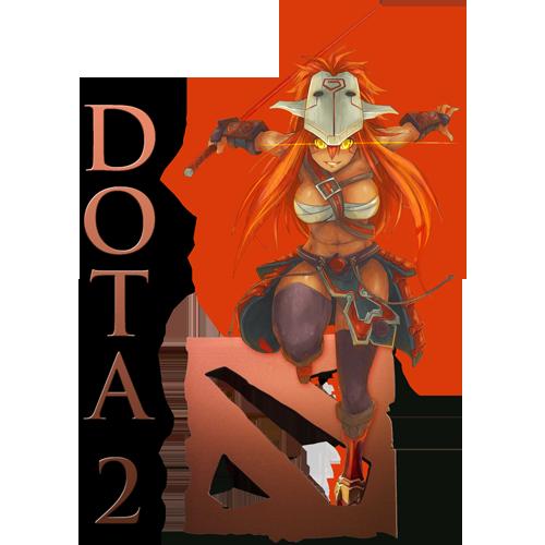 DOTA 2 by Abaddon999-Faust999