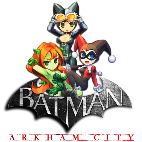 Batman: Arkham City by Abaddon999-Faust999