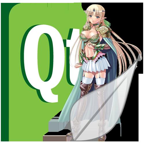 Qt Creator by Abaddon999-Faust999