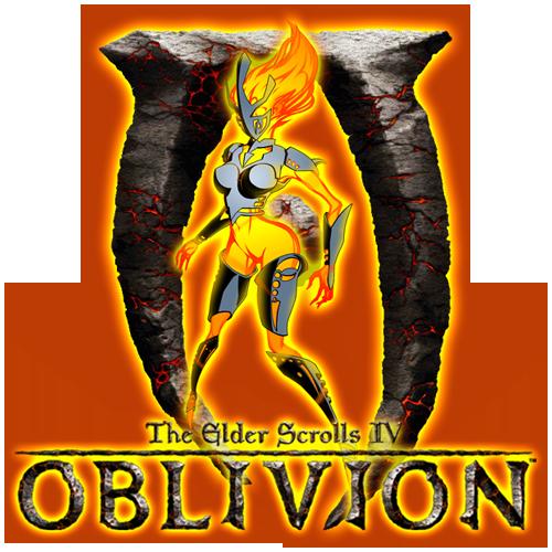 The Elder Scrolls Oblivion by Abaddon999-Faust999