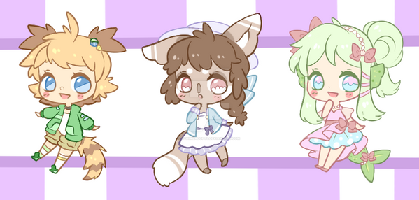 fixed price adopts { OPEN } by CyhimeAdopts