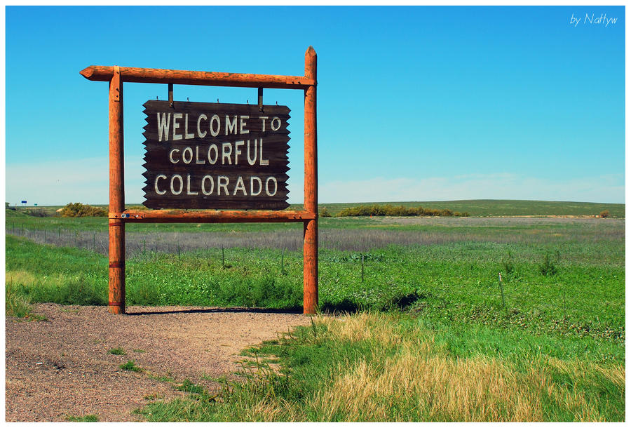 Welcome to Colorado by Nattyw