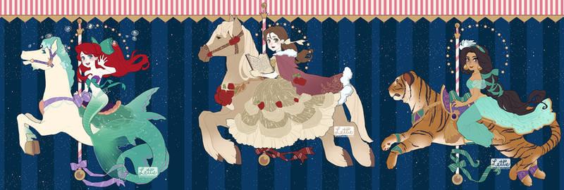 Slumber Carousel: 1