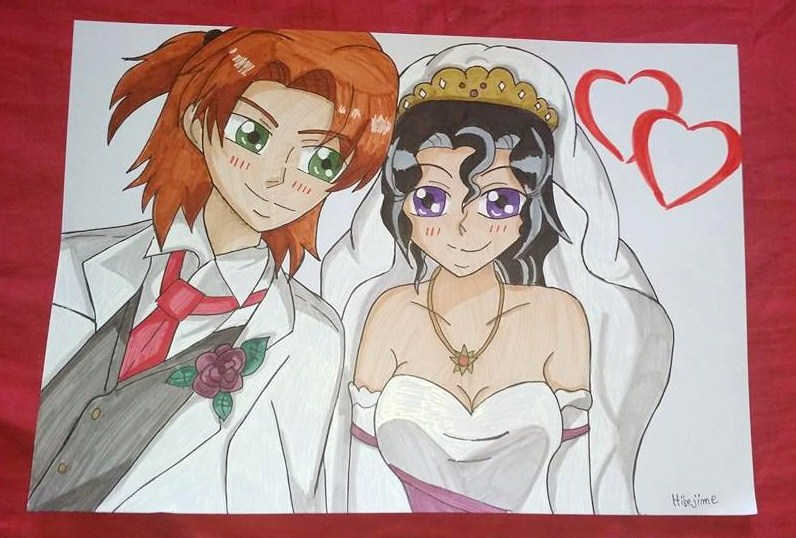 Just Married by Hibejime
