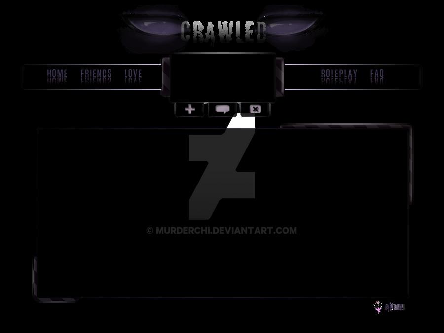 Crawled homepage imvu by murderchi on deviantart for Shop homepage