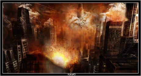 Destruction of the City