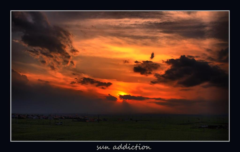 sun addiction by seraphRo