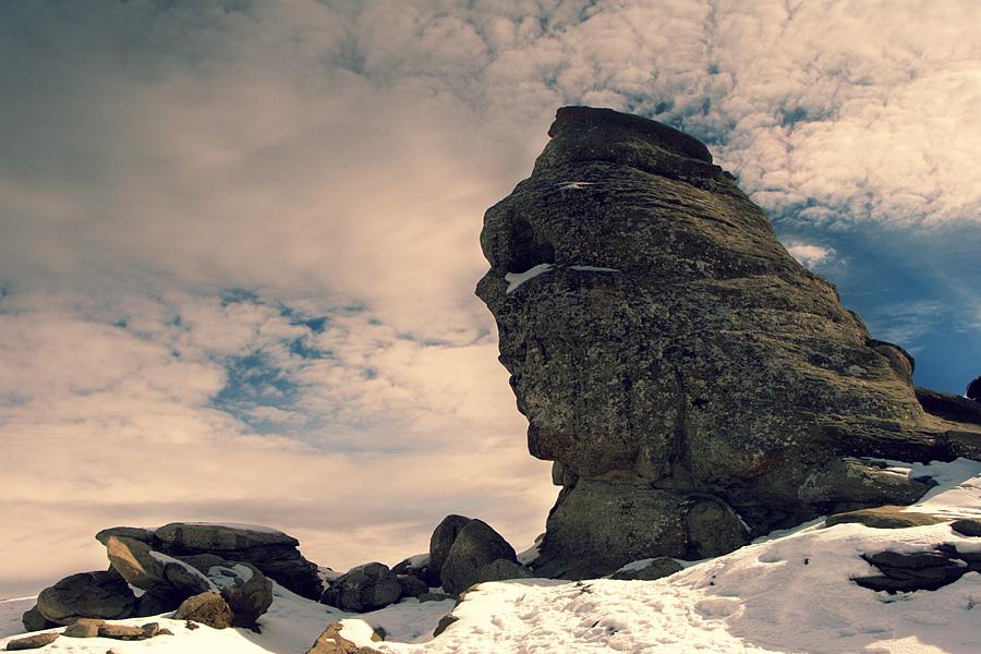 The Sphinx by seraphRo