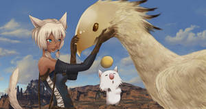 Miqote and Friends
