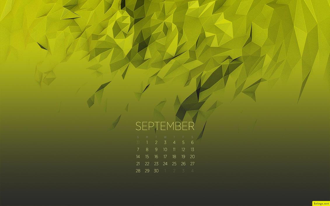 September 2014 by kriegs