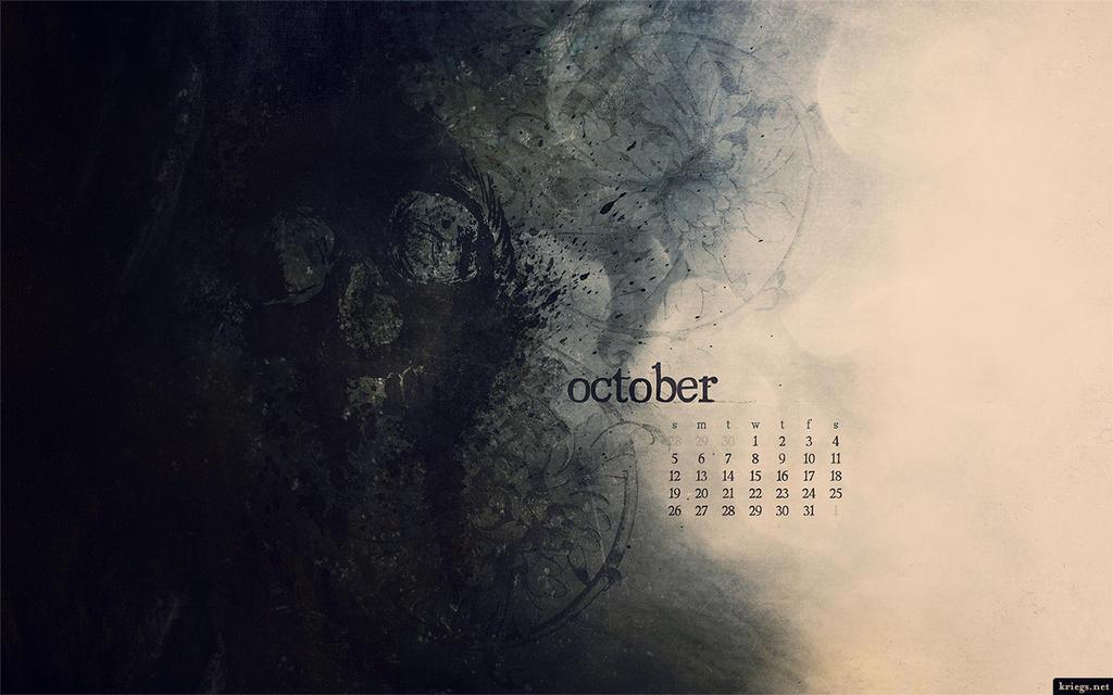 October 2014 by kriegs