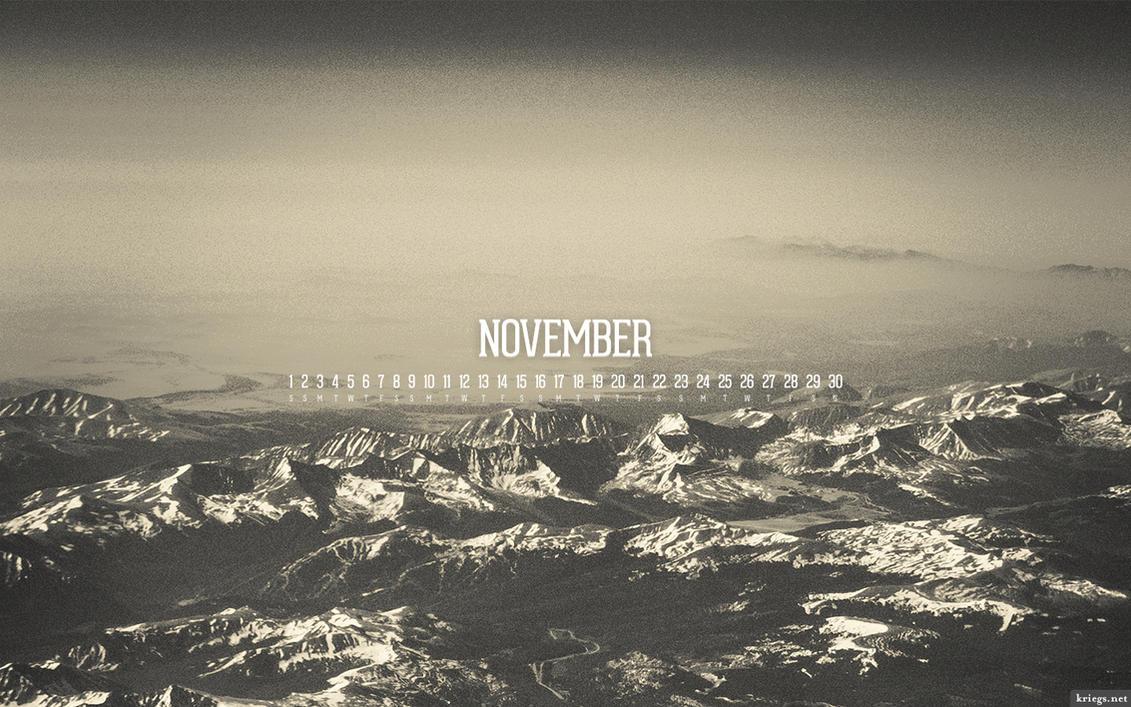 November 2014 by kriegs