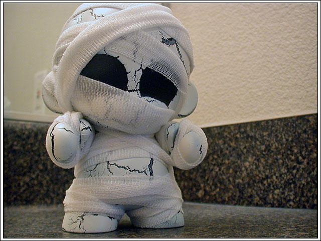Mummy Munny - bandage 01 by kriegs