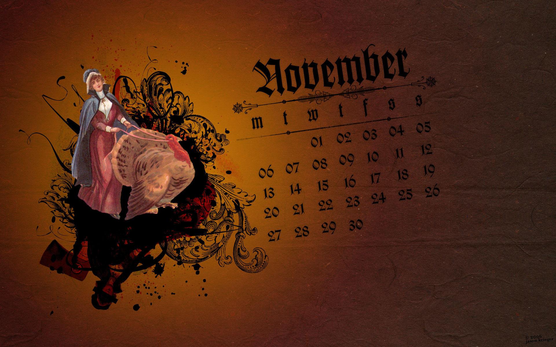2006 november: