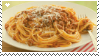 i love stamps (and pASTA) by Hoivess
