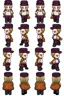 2p!Germany sprites by PastaKitten