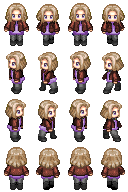 2p!France Sprites by PastaKitten