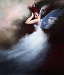 Angelo della Morte by L-E-N-T-E-S-C-U-R-A