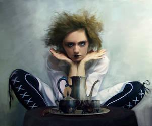 Alice by L-E-N-T-E-S-C-U-R-A