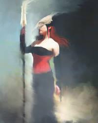 La Regina del Mondo Nascosto by L-E-N-T-E-S-C-U-R-A