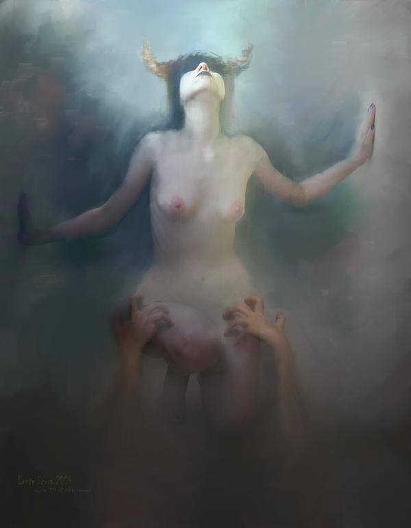 La Regina della Lussuria by L-E-N-T-E-S-C-U-R-A