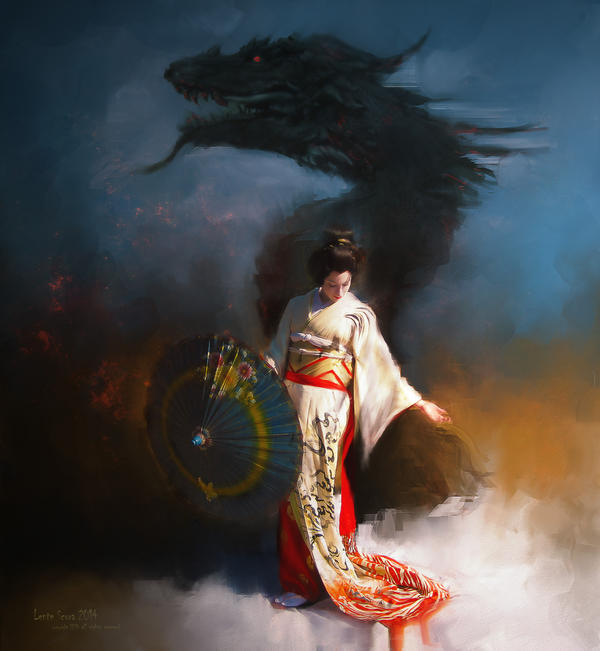 Entro il Sogno del Drago by L-E-N-T-E-S-C-U-R-A