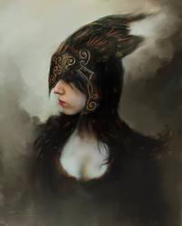 La Regina Furia by L-E-N-T-E-S-C-U-R-A