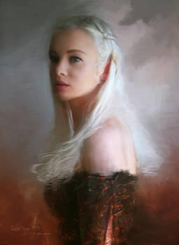 Regina di Fuoco e Ghiaccio by L-E-N-T-E-S-C-U-R-A
